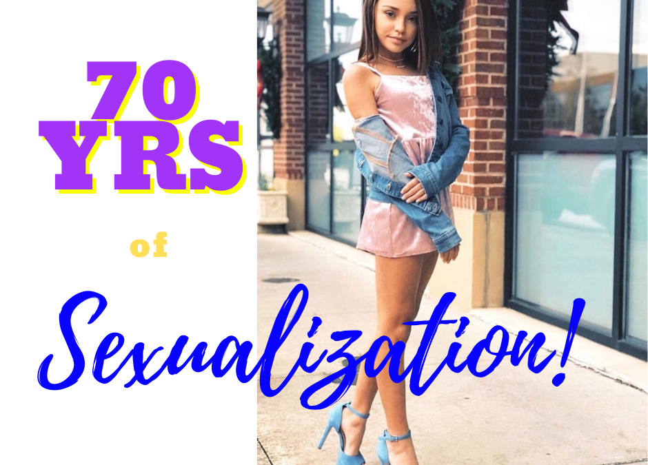 70 Years of Sexualization
