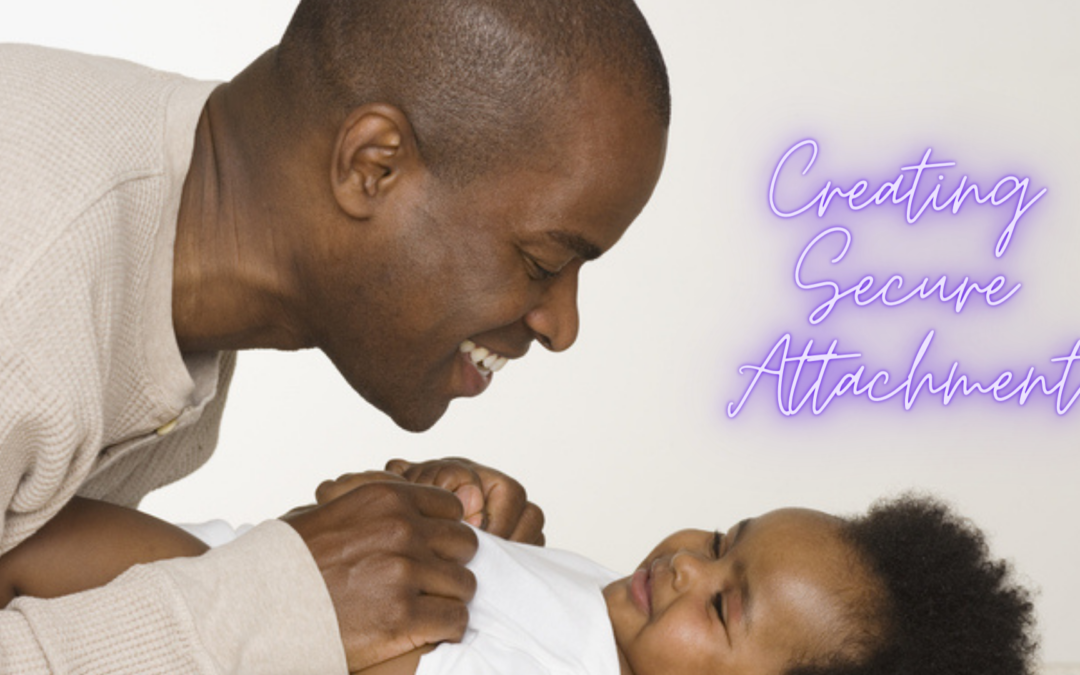 Creating Secure Attachment
