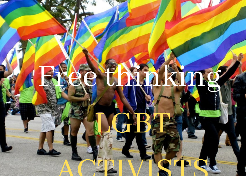 Free-Thinking LGBT Activists Say the 'Gay Mafia' Is 'Harming Gay People'