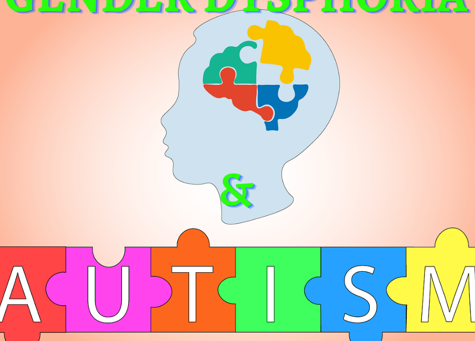 Autism Spectrum Disorder Risk Factors and Autistic Traits in Gender Dysphoric Children