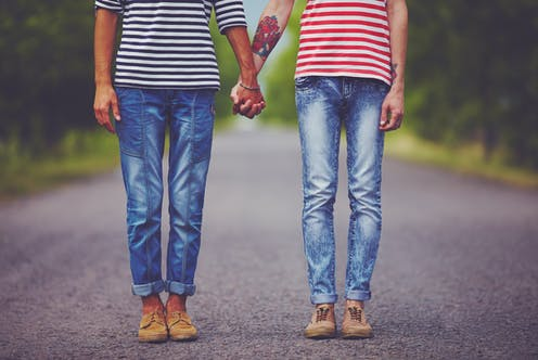AN EXPLORATION OF EARLY CHILDHOOD ATTACHMENT IN A SAMPLE OF CHRISTIAN MEN EXPERIENCING SAME-SEX ATTRACTION